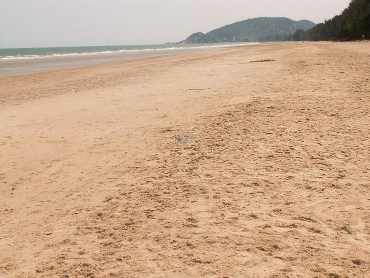 The Beach Is Wide Enough Even At High Tide And Sand Ears To Be Fine All Way